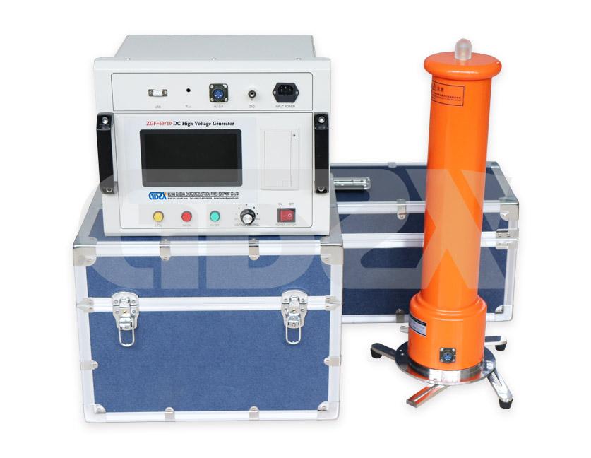 ZGF Intelligent DC High Voltage Generator - High Voltage Test
